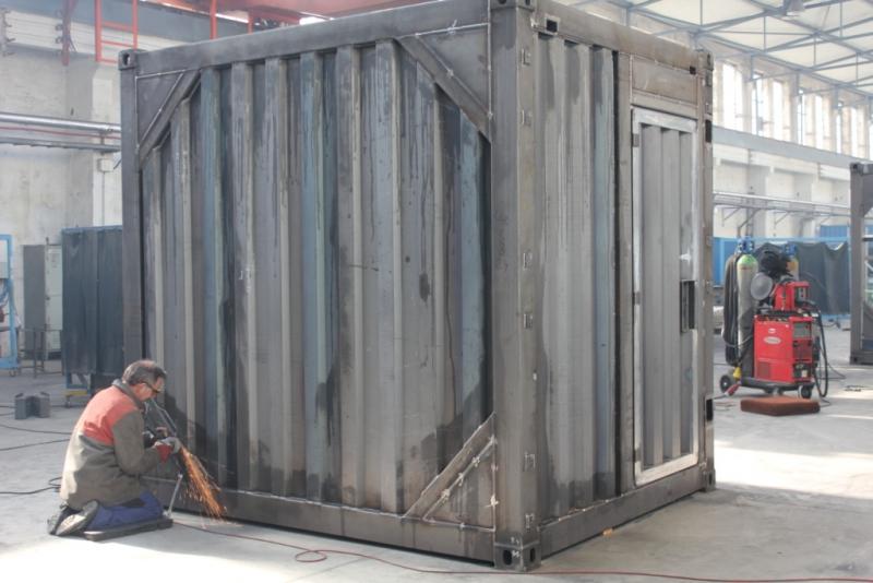 technologické kontejnery
