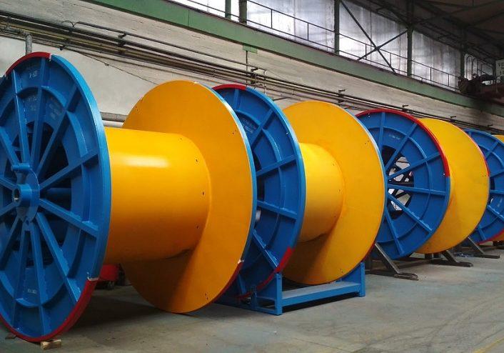 výroba ocelových cívek