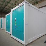 Bateriové kontejnery, technologické kontejnery