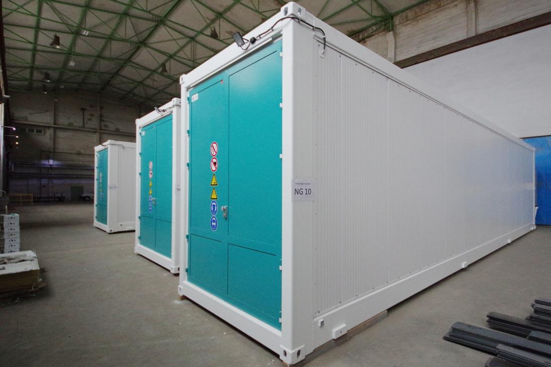 Bateriové kontejnery