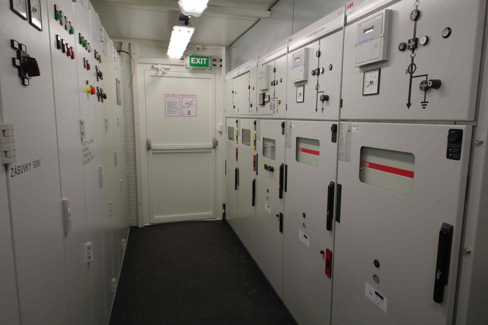 technologische container