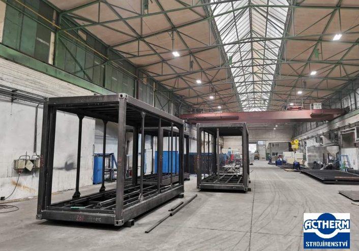 technologische Container, technische Container